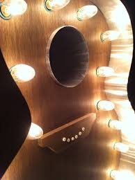 guitar light reflections interior design