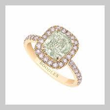 light pink engagement rings wedding ring light pink engagement ring colored