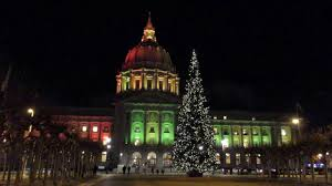 san francisco city hall red u0026 green lights 2016 san francisco