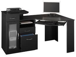 ikea black corner desk office beautiful ikea home office design with corner desks for