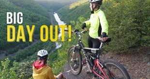 lehigh gorge train and bike ride jim thorpe pa outdoor club of