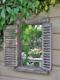 best 25 garden mirrors ideas on pinterest small garden mirror