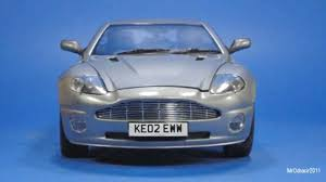 aston martin vintage james bond 2002 aston martin vanquish james bond youtube