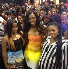 hairshow magazine steal toya wright s instagram bronner brothers hair show topshop