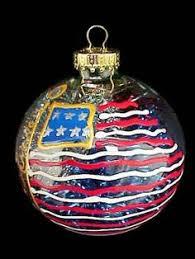 marine pride marine corps christmas ornaments red white