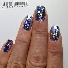 tutorial nail art foil nail foil tutorial and review nailovelogy