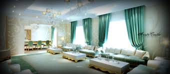 classic house design luxury private villa residential bedroom living room