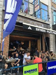 bureau de poste ouvert samedi restaurant le bureau de poste menu horaire et prix 317 rue des