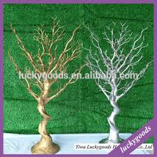 ltr040 fashionable gold silver artificial wishing tree wholesale