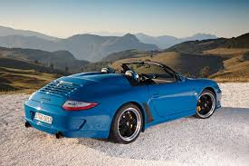 porsche carrera back porsche might bring back the 911 speedster autoguide com news