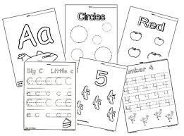 coloring pages preschool learning online activities u0026 learning