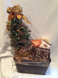 holiday baskets elegant creations
