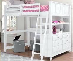 stunning full loft bed with desk contemporary liltigertoo com