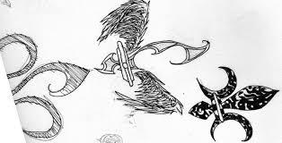 36 latest fleur de lis tattoo designs