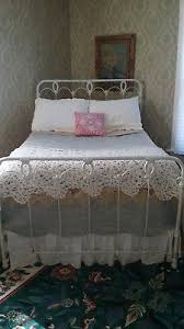 Paint Metal Bed Frame Antique Iron Bed Zeppy Io