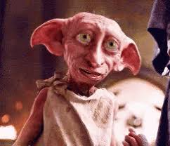 im free gif dobby harrypotter discover u0026 share gifs