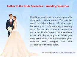 wedding speeches of the speeches wedding speeches authorstream