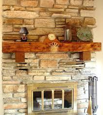 rustic fireplace mantel decorating ideas images decoration