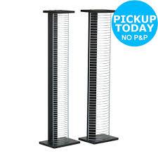 Ebay White Bookcase by Media Storage Unit Ebay