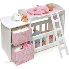 Badger Bunk Bed Baby Doll Bunk Beds Awesome Badger Basket Doll Crib And Changing