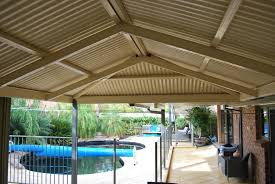 Hip Style Roof Design Awesome Patios Fielders Centenary Patios Carports Verandas Hip
