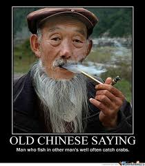 Chinese Meme - old chinese saying by benzuile meme center