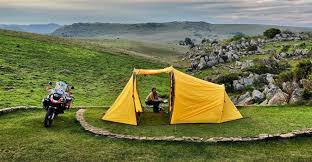 how to pick the right shelter for motocamping rideapart