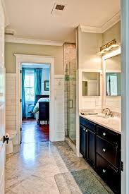 Wainscoting Bathroom Vanity Shiplap Wainscoting Bedroom Victorian With Dark Wood Door Gold