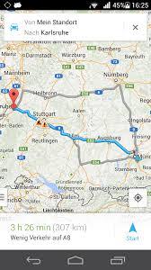 Google De Maps Google Maps Mit Neuem Look Und Neuen Funktionen Android User