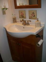 Glacier Bay White Vanity Home Depot Glacier Bay Chelsea Vanity W Sink Doesn U0027t Look So Bad