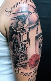 war 2 half sleeve tattoos dopepicz inked