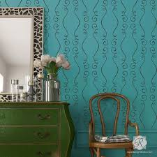 wall stencils for painting trendy u0026 classic stencils for diy