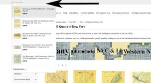 Usgs Quad Maps Oldest Usgs Maps Of New York State U2013 Easy Access To 283