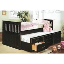 Daybed With Trundle And Storage Mission Style Daybed With Trundle