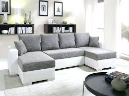 grand canapé d angle en tissu grand canape d angle design fantastique canapa convertible