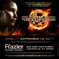 the hunger games exhibition announces next stop in louisville ky