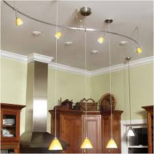 Track Light Pendant Fixtures Fascinating Kitchen Track Light Fixtures The Best Of Pendant