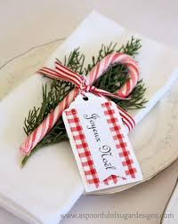 Table Decoration For Christmas Homemade by Best 25 Christmas Place Setting Ideas On Pinterest Christmas