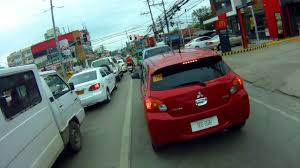 Expect The Unexpected In Traffic In The Philippines Youtube