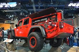 mopar jeep renegade sema oem booth mopar brought some monsters autonation drive