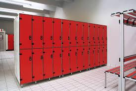 armadietti spogliatoio legno armadi spogliatoio in laminato 盪 sport system
