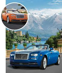 rolls royce dawn blue yours u0026 mine rolls royce coupes neiman marcus