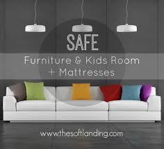 Sofas Without Flame Retardants How To Find Safe Furniture Mattresses For Kids Rooms