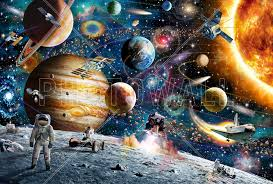 outer space wallpaper mural outer space wall mural factory professional wallpaper manufacture