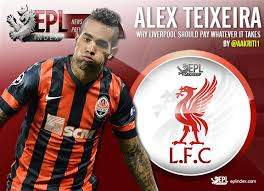 Seeking Liverpool Why Liverpool Should Pay Whatever It Takes To Buy Teixeira Epl