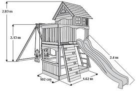 Aire De Jeux Wickey by Atlantic Climbing Frame Slide With Slide Swings And Rock Wall