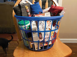 college gift baskets my as hayden gift basket 101 college edition