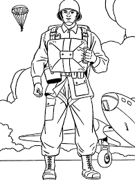 army soldier coloring pages drawing military soldier coloring pages color luna