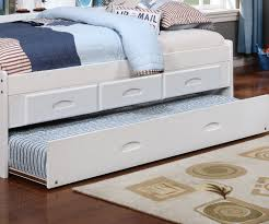 White Bookcase With Drawer by White Twin Size Bookcase Captain U0027s Day Bed With Trundle 0222 Day