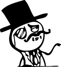Classy Guy Meme - autocollant pc portable classy guy meme tenstickers
